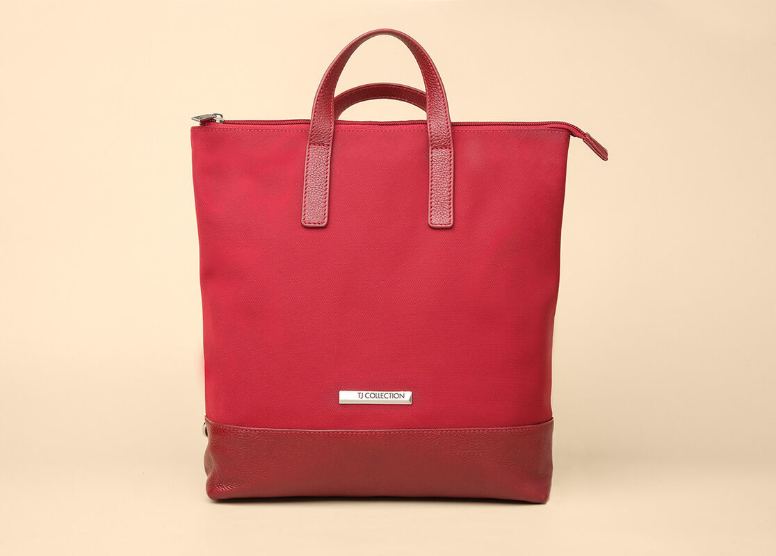 Магазин сумок TJ Collection Сумка YH 8339137 RED R - фото 1