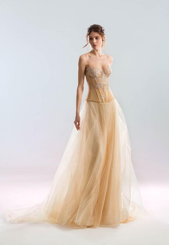 Свадебный салон Papilio Свадебное платье «Сирокко» - фото 1
