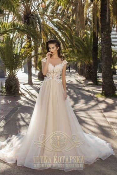 Свадебное платье напрокат Lavender Свадебное платье Gloriya - фото 1