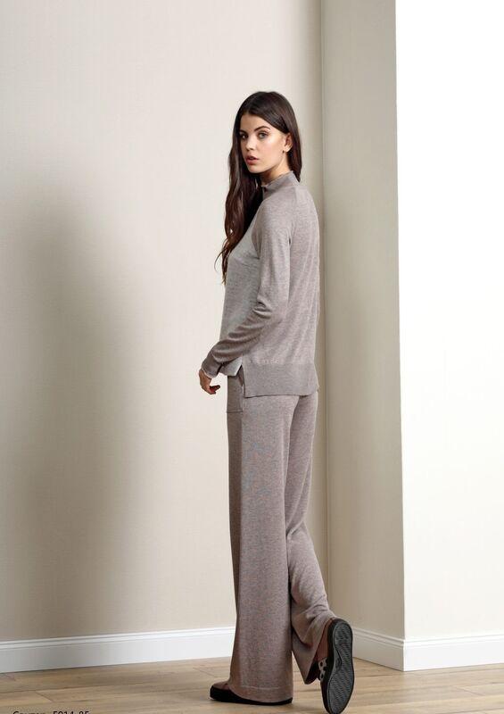 Кофта, блузка, футболка женская Burvin Свитер женский 5914 - фото 2