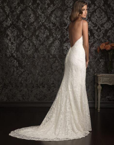Свадебное платье напрокат Allure Bridals Платье свадебное 9021 - фото 2