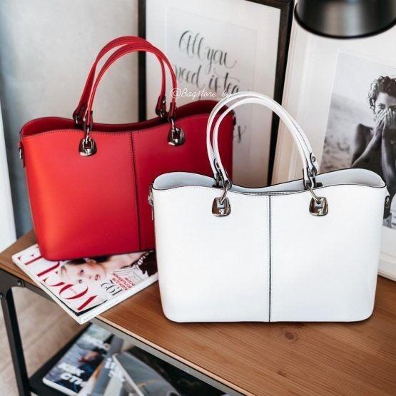Магазин сумок Vezze Кожаная женская сумка C00493 - фото 2