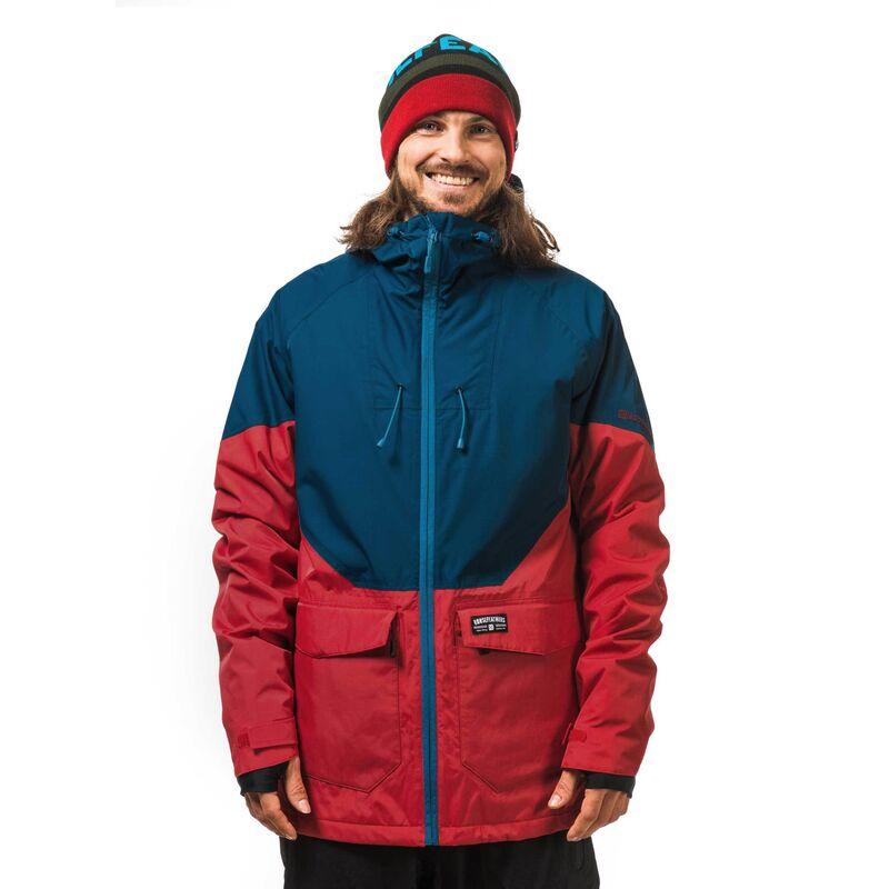Спортивная одежда Horsefeathers Сноубордическая куртка Carnes 1617 синий -  фото 1 258296e890f