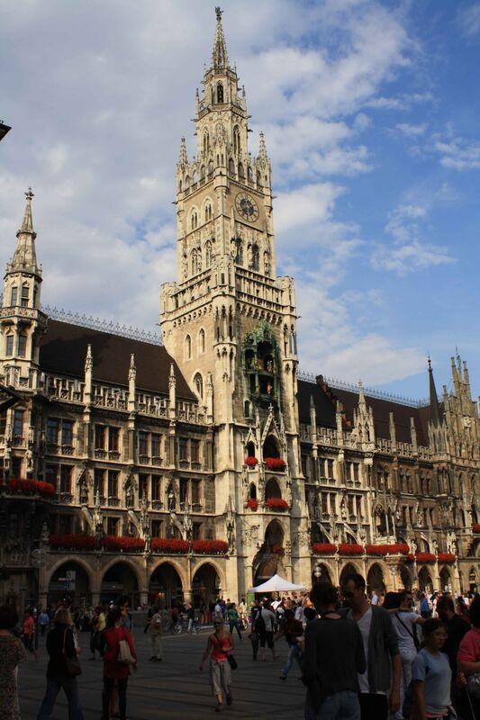 Туристическое агентство Голубой парус Автобусный тур «Вена – Мюнхен – Замки Баварии» - фото 6