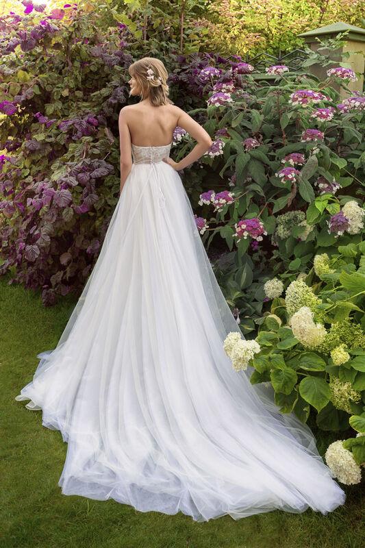 Свадебный салон Papilio Свадебное платье «Куинджи» модель 19/2010 - фото 2
