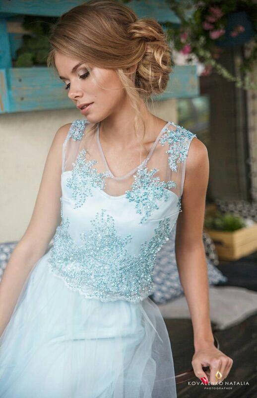 Вечернее платье Shkafpodrugi Роскошное платье - фото 6