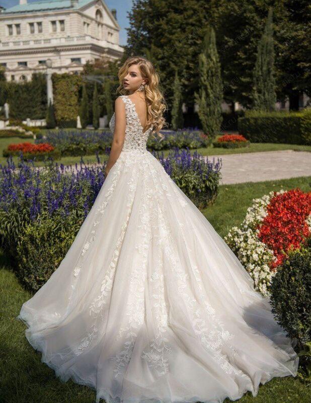 """Свадебное платье напрокат ALIZA свадебное платье """"Irene"""" - фото 2"""