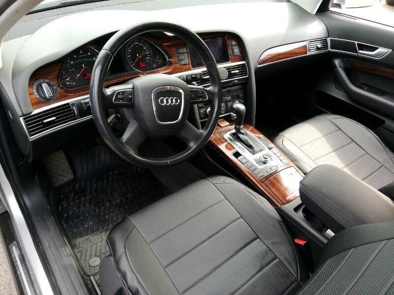 Прокат авто Audi A6 2010 г.в. - фото 3