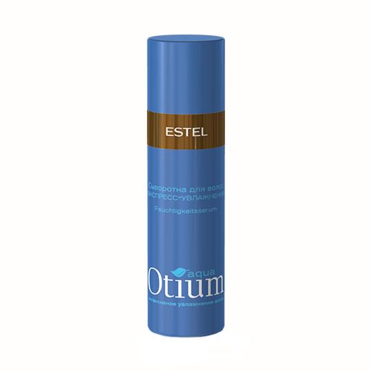 Уход за волосами Estel Сыворотка для волос «Экспресс-увлажнение» Otium Aqua - фото 1