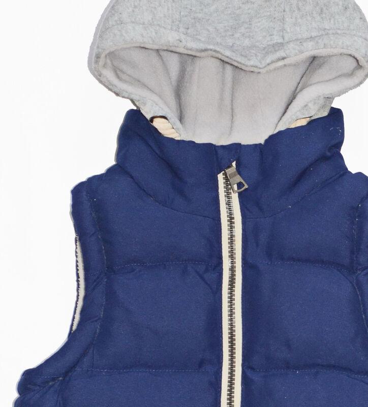 Верхняя одежда детская Rebel Жилет детский М3416 - фото 2
