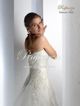 Свадебное платье напрокат Rafineza Свадебное платье Valensia - фото 2