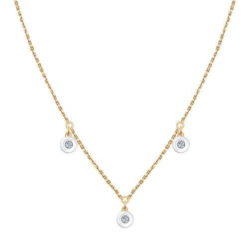 Ювелирный салон Sokolov Колье из золота с бриллиантами 1070067 - фото 1