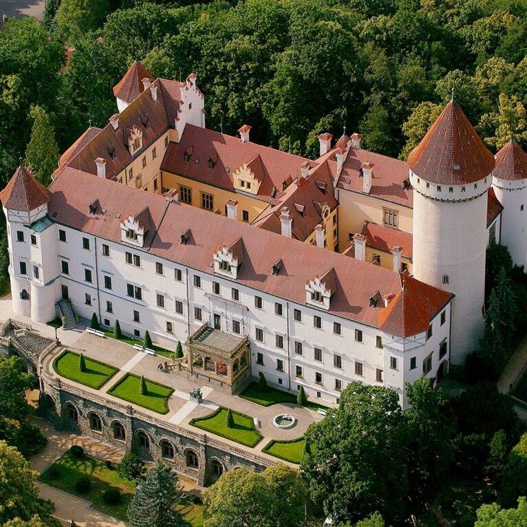 Туристическое агентство Респектор трэвел Свадьба в замке Конопиште, пакет «Классический» - фото 2