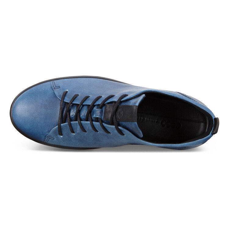 Обувь мужская ECCO Кеды мужские SOFT 8 440824/51184 - фото 6