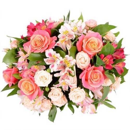 Магазин цветов Букетная Букет «Самой красивой» - фото 2
