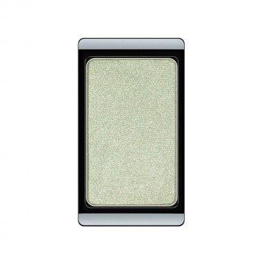 Декоративная косметика ARTDECO Голографические тени для век Eyeshadow Duochrome 251 Faded Lime - фото 1