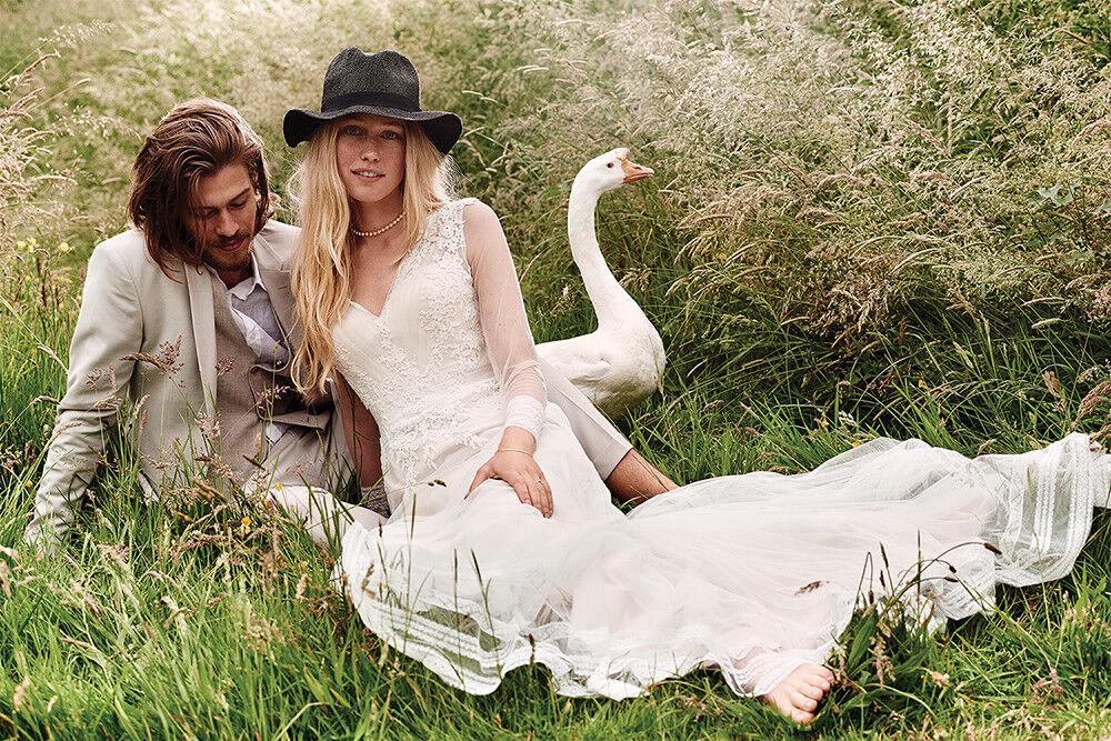 Свадебное платье напрокат Lillian West Свадебное платье Ainsley - фото 4