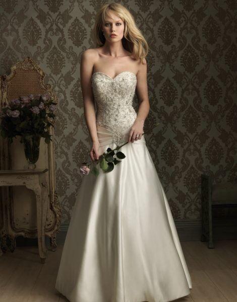 Свадебное платье напрокат Allure Bridals Платье свадебное 8851 - фото 1