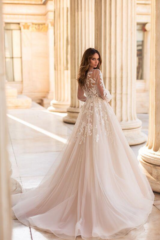 """Свадебный салон ALIZA свадебное платье """"Avroley"""" - фото 4"""