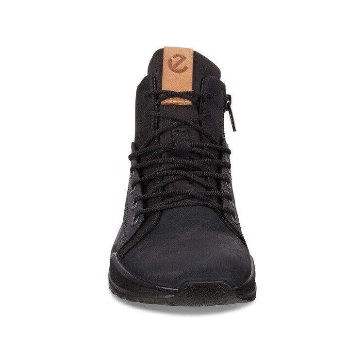 Обувь детская ECCO Кроссовки высокие INTERVENE 764643/51052 - фото 4