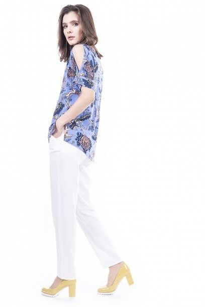 Кофта, блузка, футболка женская SAVAGE Блуза женская арт. 915318 - фото 5