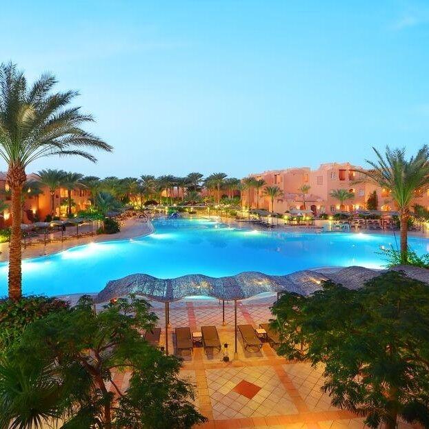 Туристическое агентство Суперформация Пляжный авиатур в Египет, Хургада, Jaz Makadi Oasis Resort & Club 5* - фото 1