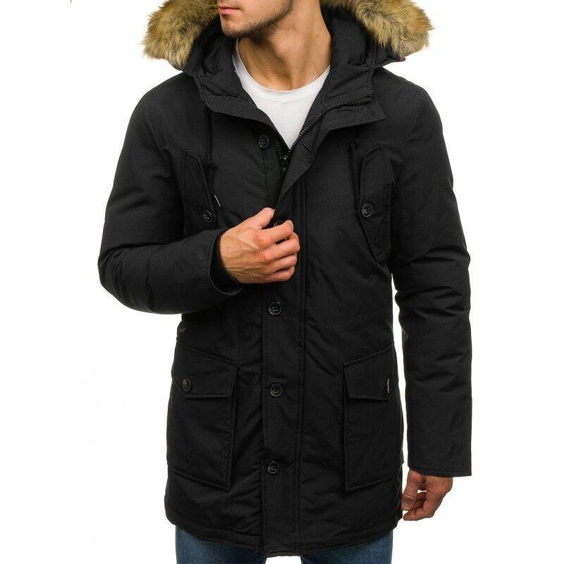 Верхняя одежда мужская Revolt Зимняя куртка - парка H07 - фото 1