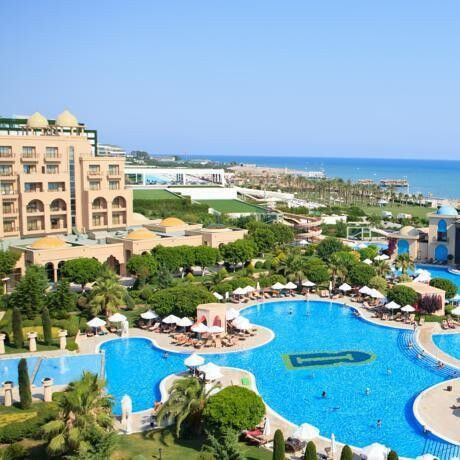 Туристическое агентство Трэвел Сок Пляжный авиатур в Турцию, Белек, Spice Hotel & Spa 5* - фото 1