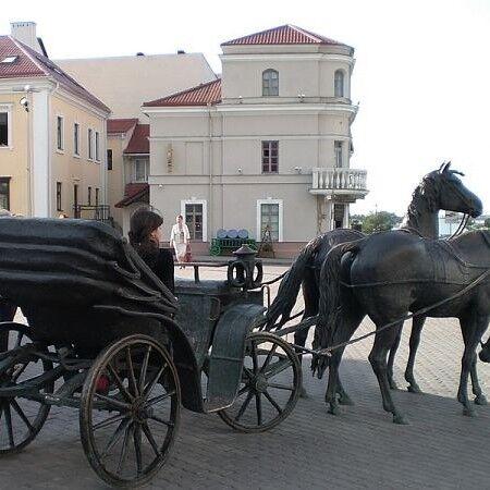 Организация экскурсии Дортур Сборная экскурсия «Белая Русь: Минск, 5 дней» - фото 1
