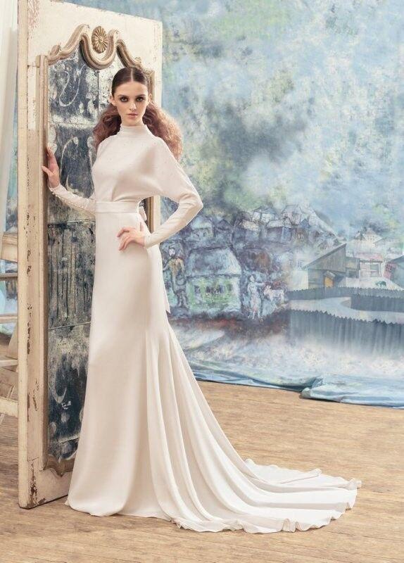 Свадебный салон Papilio Свадебное платье «Кардинал» 1733La - фото 1