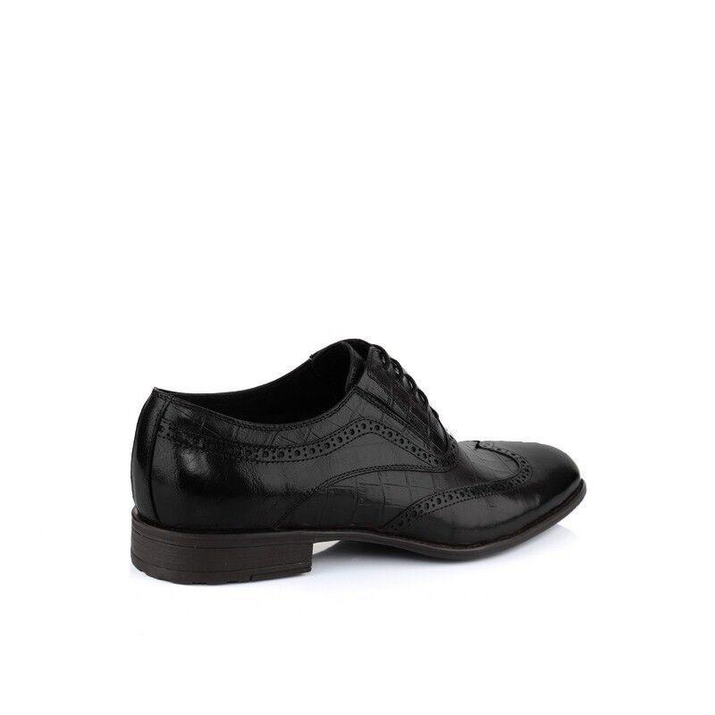 Обувь мужская BASCONI Полуботинки мужские 928D-17-1 - фото 2