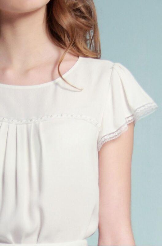 Кофта, блузка, футболка женская Lea Lea Блузка женская 2036 - фото 4