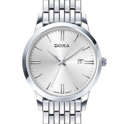 Часы DOXA Наручные часы Slim Line 2 Lady 106.15.021.15 - фото 1