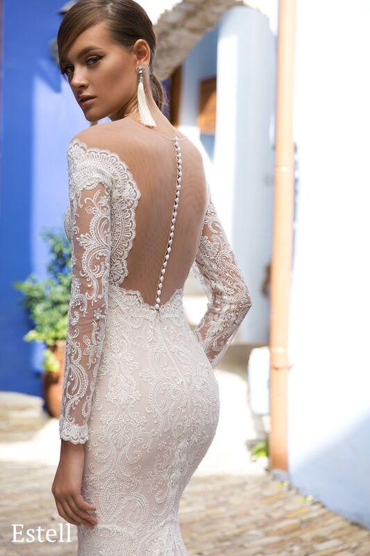 Свадебный салон Aivi Свадебное платье Estell (Love Repablic) - фото 2