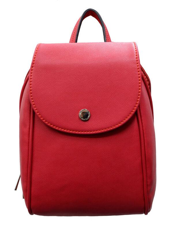Магазин сумок David Jones Рюкзак женский розовый 823-СМ3049 - фото 1