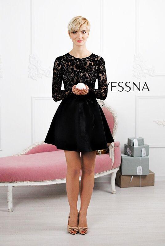 Вечернее платье Vessna Коктейльное платье арт.1211 из коллекции VESSNA Party - фото 1