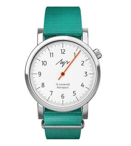 Часы Луч Наручные часы «Однострелочник» 011451757 - фото 1