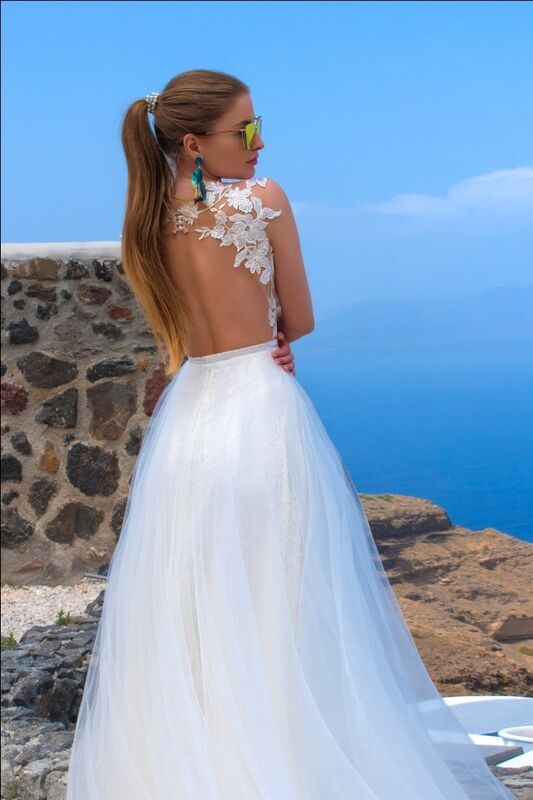Свадебный салон Rafineza Свадебное платье Monica - фото 4