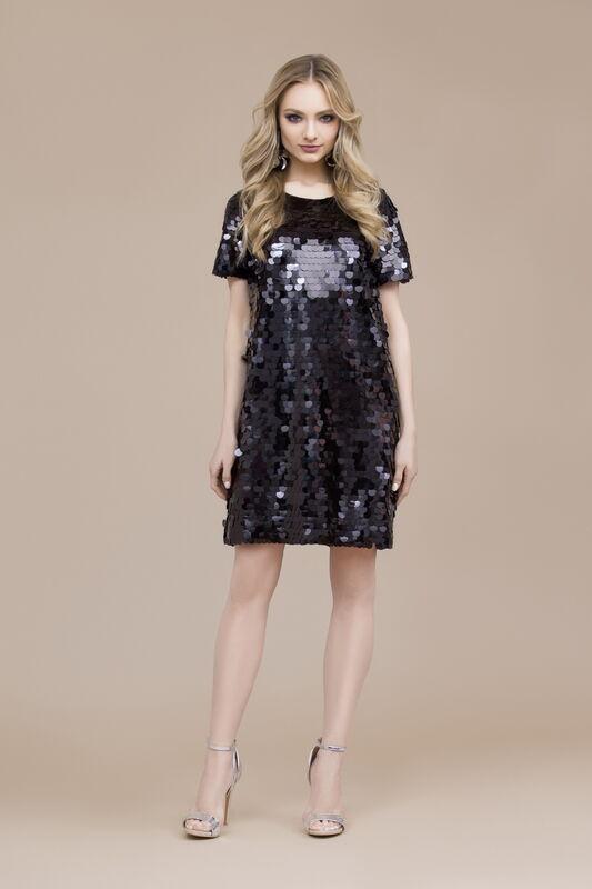 Платье женское Elema Платье женское 5К-8381-1 - фото 1