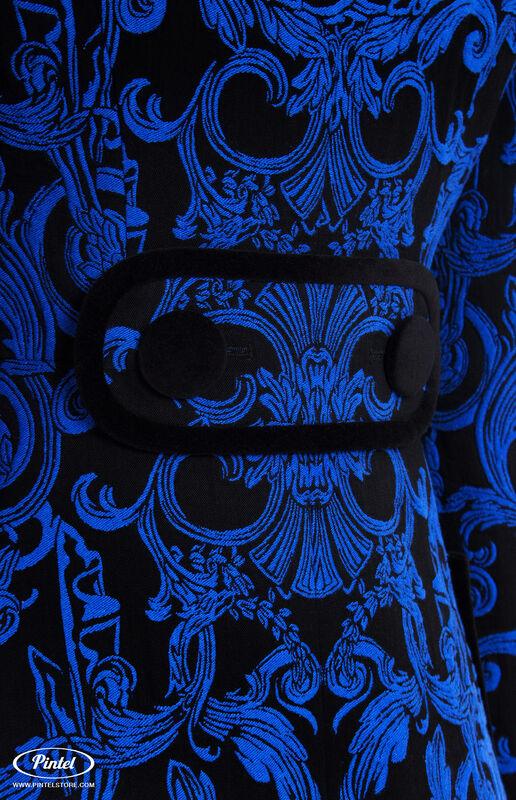 Костюм женский Pintel™ Жаккардовый брючный костюм Astéric - фото 6