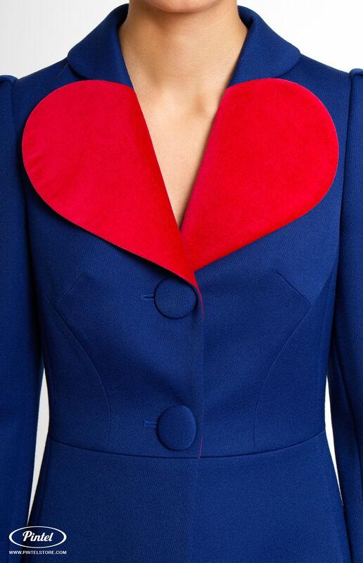Костюм женский Pintel™ Костюм из натуральной шерсти Tomikö - фото 5