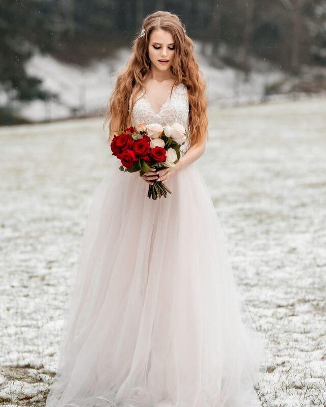 Свадебное платье напрокат Vanilla room Платье свадебное Роуз - фото 1