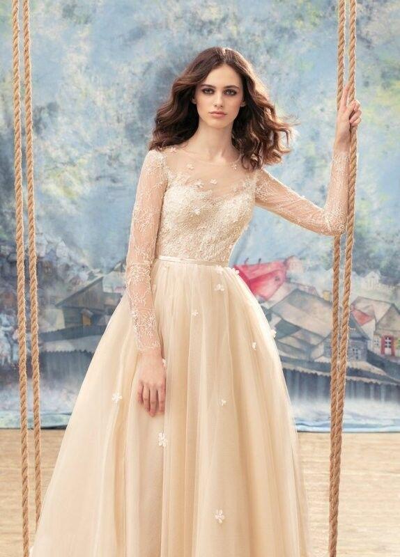 Свадебный салон Papilio Свадебное платье «Журавль» 1742L - фото 3