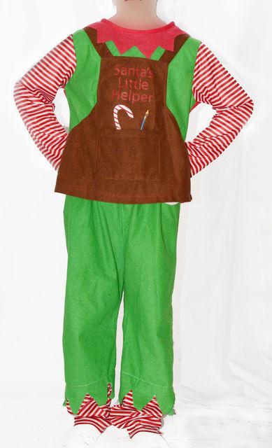 Карнавальный костюм КРАМАМАМА Костюм карнавальный для мальчика «Маленький Помощник Санты» - фото 1