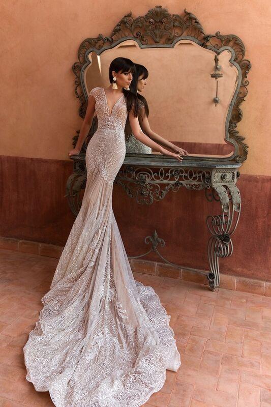 Свадебный салон Crystal Свадебное платье Liberty - фото 1
