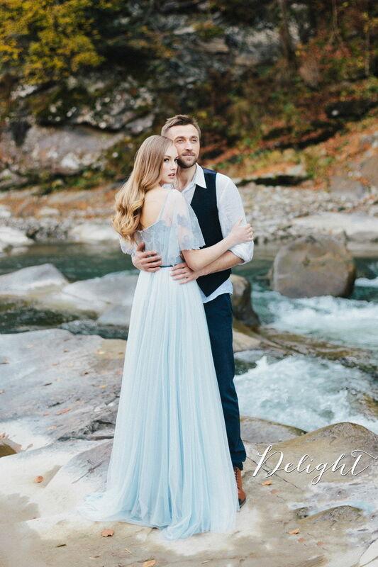 Свадебное платье напрокат Lanesta Свадебное платье Delight - фото 4