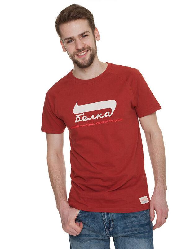 Кофта, рубашка, футболка мужская Запорожец Футболка «Belka» SKU0105000 - фото 3