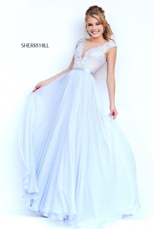 Вечернее платье Sherri Hill Платье 11269 - фото 7