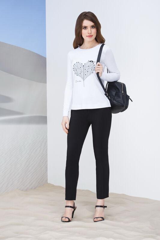 Кофта, блузка, футболка женская Elema Блузка женская Т-7332 - фото 1