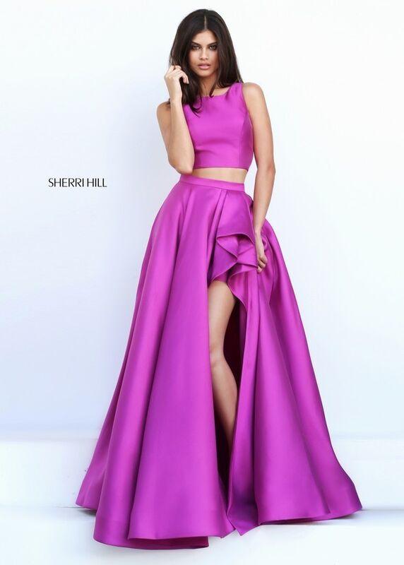 Вечернее платье Sherri Hill Вечернее платье 50751 - фото 2